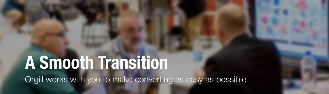 A Smooth Transition | Orgill Works Directly with You to Make Converting as Easy as Possible